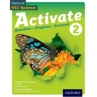 Activate: 11-14 (key Stage 3): 2 Student Book